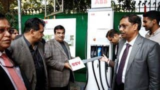 ABB 53 Terra Fast Charging Station Installed by NITI Ayog in India