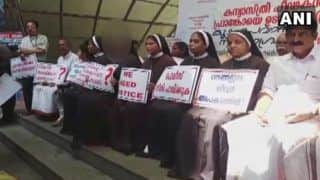 Kerala Nun Rape Case: Transfer Orders Given to Four Nuns For Allegedly Campaigning Against Franco Mulakkal Cancelled by Church
