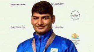 ISSF World Championships: Om Prakash Mitharwal Strikes Gold; Manu Bhaker, Heena Sidhu Fail to Make Final
