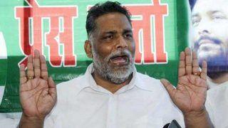 सांसद पप्पू यादव पर बिहार के मुजफ्फरपुर में हमला, रोते हुए बताई घटना, देखें VIDEO