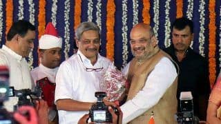 BJP Unlikely to Replace Manohar Parrikar With New CM in Goa; Says no Threat to Govt, Alliance in Intact