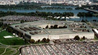 Pentagon Clarifies, Suspension of Security Aid to Pak Was Announced in January
