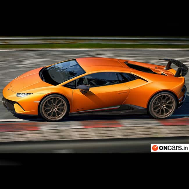 Lamborghini Huracan Performante Goes On Sale In India News Cars