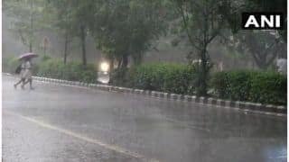 Weather Department Says Possibility of Light Rains in Delhi Today