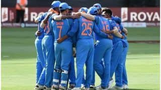 अफगानिस्तान के खिलाफ मुकाबला भारत के लिए 'बेंच स्ट्रेंथ' आजमाने का मौका