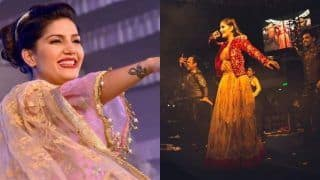 Haryanvi Hottie And Chori 96 Fame Sapna Chaudhary Sets The Internet on Fire With Her Desi Thumkas, Watch