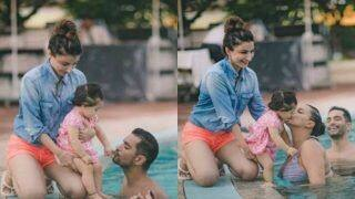 Neha Dhupia Wishes Soha Ali Khan And Kunal Kemmu's Daughter Inaaya With These Cute Unseen Pictures