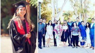 Isha Ambani Attends Graduation Ceremony With Fiance Anand Piramal, Parents Mukesh Ambani  And Nita Ambani - See Throwback Pics