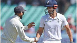 एलेस्टेयर कुक से पहले टीम इंडिया के खिलाफ आखिरी टेस्ट खेलने वाले 4 महान बल्लेबाज
