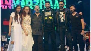 Manmarziyan : Vicky Kaushal, Abhishek Bachchan, Tapsee Pannu Break - a - Leg During The Promotions
