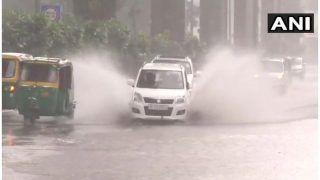 दिल्ली-एनसीआर के कई इलाकों में तेज बारिश, दिनभर रुक-रुक भींगाते रहेंगे बदरा