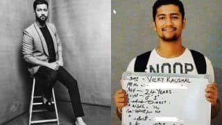Vicky Kaushal's Throwback Picture From His Audition Days Shows How Time Just Flies by