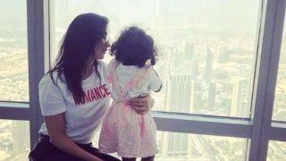 Pics: सनी लियोनी ने की अपनी बेटी निशा के साथ की फोटो शेयर, कुछ खास है