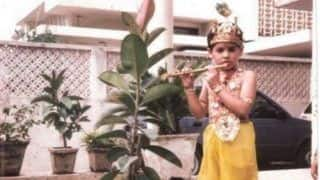 Janmashtami 2018: Sidharth Malhotra Shares a Throwback Picture as Lord Krishna