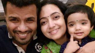 Violinist Balabhaskar's Daughter Dies in a Car Accident, Wife Injured