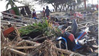 Death Toll in Indonesia Earthquake, Tsunami Rises to 2,045