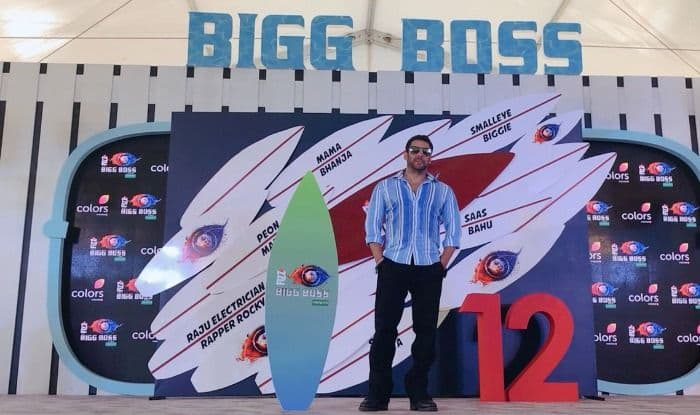 Image result for latest images of big boss 12  launch in goa