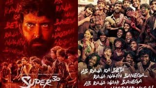 Super 30 First Look Out: Hrithik Roshan Looks Convincing as Mathematician Anand Kumar