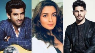 Sadak 2: Sidharth Malhotra And Not Aditya Roy Kapur Was Paired Opposite Alia Bhatt Initially?