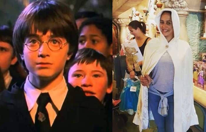 Did you know? Hazel Keech starred in Harry Potter series