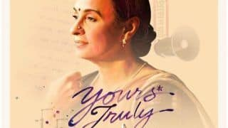 Alia Bhatt Reveals Poster of 'A Very Special Film,' Yours Truly That Stars Both Her Parents Soni Razdan And Mahesh Bhatt