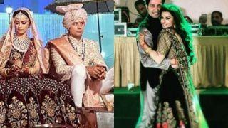 Permanent Roommates Star Sumeet Vyas Ties The Knot With Ekta Kaul, See Dreamy Pics
