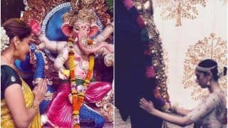 Ganesh Chaturthi 2018 : Amitabh Bachchan, Akshay Kumar, Madhuri Dixit And Other Bollywood Celebs Wish Fans; Check Tweets