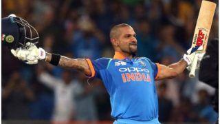 क्रिकेट के बड़े टूर्नामेंट के 'शतकवीर' हैं शिखर धवन, ऐसा करने वाले बने पहले बल्लेबाज