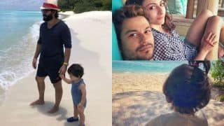 Saif Ali Khan, Kareena Kapoor Khan And Taimur Ali Khan's Maldives Vacation Continues, Soha Ali Khan and Kunal Kemmu Share Pictures
