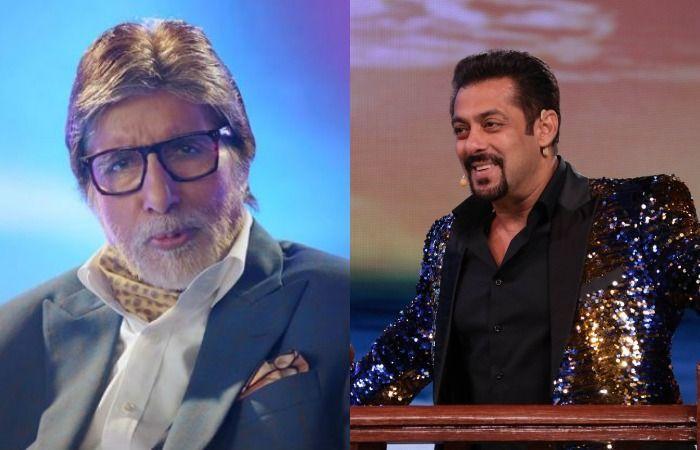 Kbc 10 Vs Bigg Boss 12 Salman Khans Show Gets High Trp Ratings