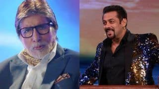 ab9d48c977a KBC 10 vs Bigg Boss 12: Amitabh Bachchan's Kaun Banega Crorepati 10 Beats  Salman Khan's