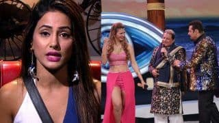 Bigg Boss 12: Hina Khan And Hiten Tejwani Enter House, Contestants Point Fingers at Anup Jalota - Jasleen Matharu's Relationship