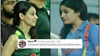 हिंदुस्तान-पाकिस्तान की खूबसूरत हसीनाओं ने किया क्रिकेट फैंस को भिड़ने पर मजबूर!