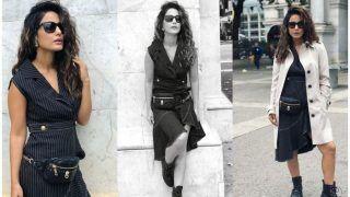 लंदन वेकेशन से हिना खान ने शेयर की कई बोल्ड फोटोज, देखें...