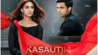 Kasautii Zindagii Kay Twitter Reaction: Erica Fernandes And Parth Samthaan Aka New Anurag And Prerna Win Hearts