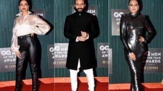 GQ Awards 2018: Deepika Padukone, Saif Ali Khan And Others Raise The Style Quotient; a Look at Winners' List