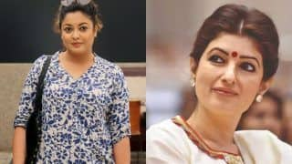 Tanushree Dutta's Sexual Harassment Allegations on Nana Patekar: The Actress Reacts to Twinkle Khanna's Supportive Tweet