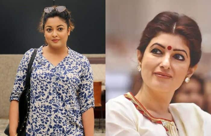 Tanushree Dutta is not happy with Priyanka Chopra's tweet in her support