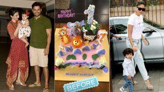 Inaaya Naumi Kemmu's Birthday Celebration Pics: This is How Soha Ali Khan, Kunal Kemmu, Kareena Kapoor And Taimur Ali Khan Made Day Special For Her