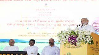 पीएम मोदी ने सीएम पटनायक से की अपील, ओडिशा के लोगों को आयुष्मान भारत योजना से जोड़े