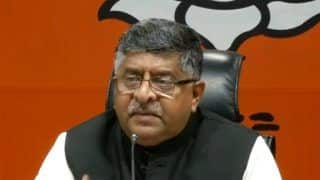 Bharat Bandh: Global Factors Behind Fuel Price Hike, Congress Trying to Derail Democracy, Says RS Prasad