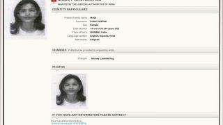 PNB घोटाला: भगोड़े नीरव मोदी की बहन के खिलाफ इंटरपोल ने जारी किया रेड कॉर्नर नोटिस