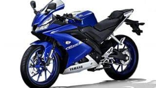 Yamaha R15 v3 clear new Images Reveals Design & Other Details; India Launch in 2018