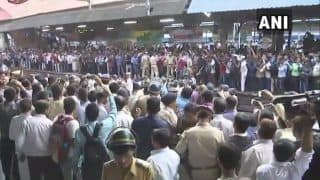 Bharat Bandh: Local Trains Blocked, Petrol Pumps Forced Shut, Buses Vandalised in Mumbai