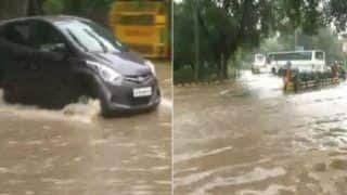 Delhi NCR Rains: Heavy Rainfall to Continue Throughout The Day; Light Showers Likely Tomorrow