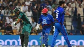 Asia Cup 2018 Super Four, Pakistan vs Afghanistan: Pakistan Fans Blast Rashid Khan For Giving Send-Offs to Asif Ali And Mohammad Nawaz Nawaz