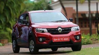 Renault KWID AMT 1.0 Launched in India, Priced at INR 4.25 Lakh