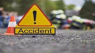 Bihar: 8 Killed, 6 Injured After Speeding Truck Rams Wedding Pandal Late Night in Lakhisarai