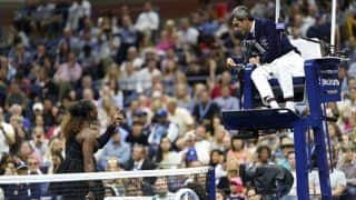 After US Open Controversy, Umpires Planning to Boycott Serena Williams Matches: Report
