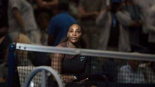 Two-Time Champion Serena Williams Out of China Open Draw